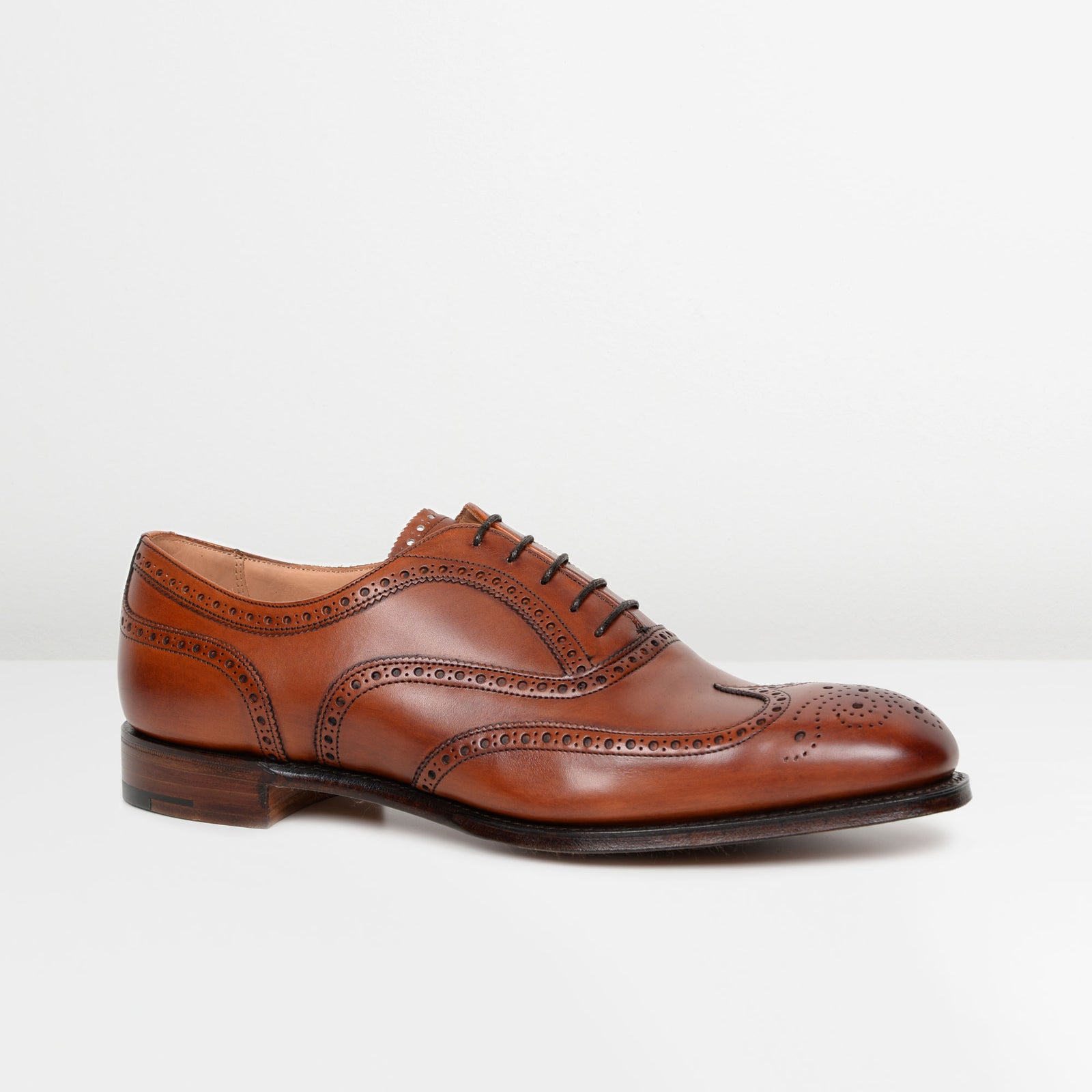 Dark Leaf Arthur III Oxford Brogues