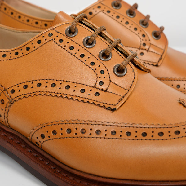 Acorn Antique Bourton 5633/38 Dainite Derby Brogues