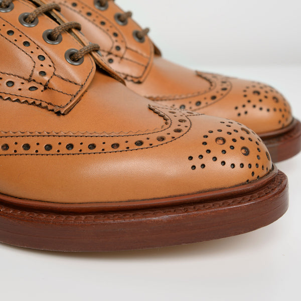 Acorn Antique Bourton 5633/4 Derby Brogues