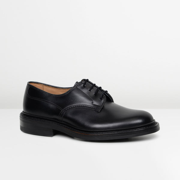 Black Woodstock 5636/8 Derby Shoes