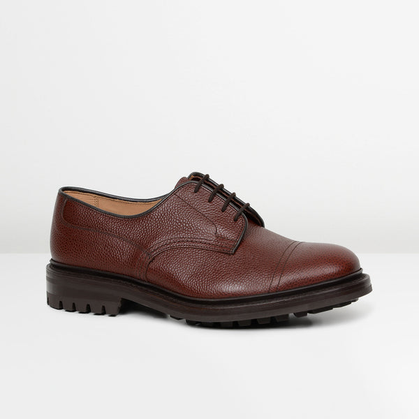 Brown Matlock 6896/1 Derby Shoes