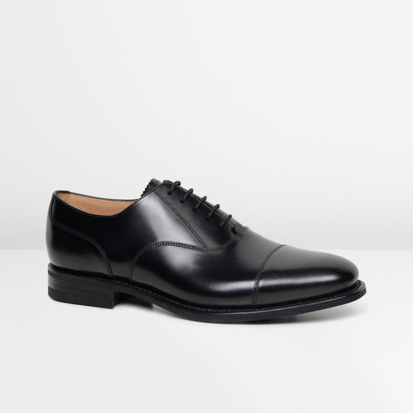 Black 300B Oxford Shoes