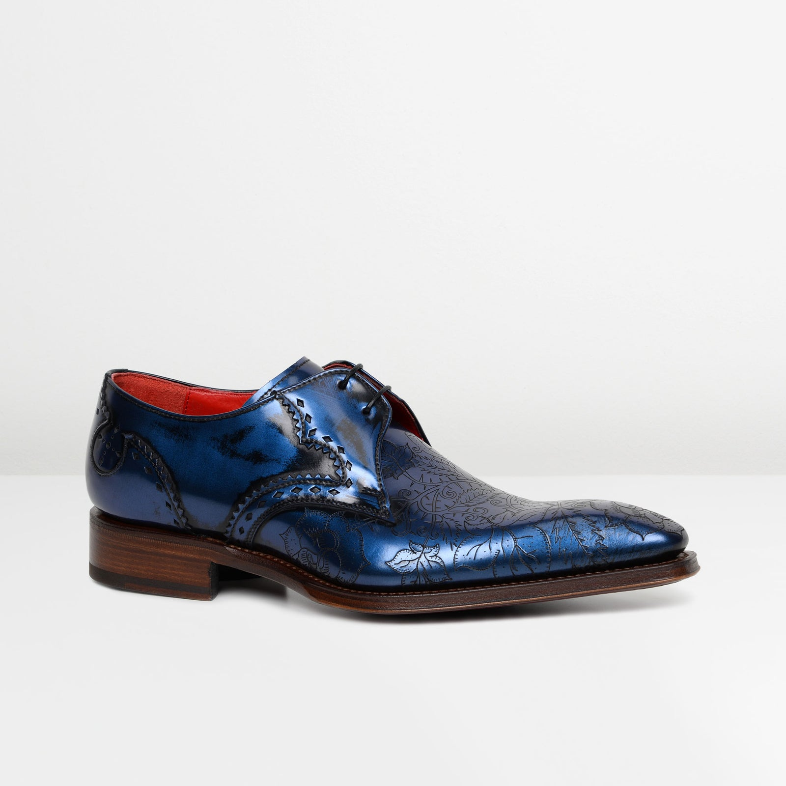 Blue Book Moon 'Poison' Gibson Shoes