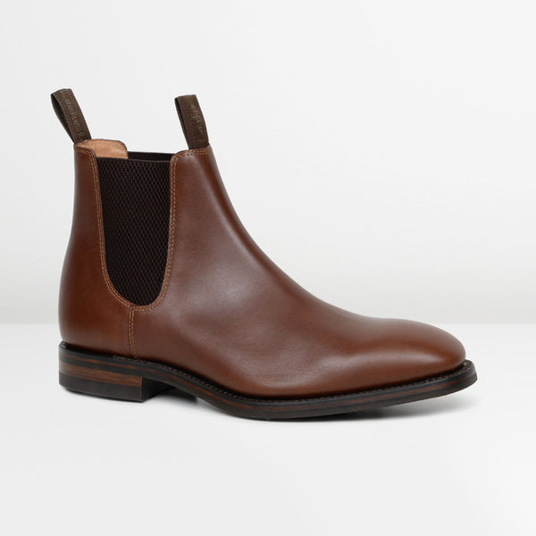 Brown Chatsworth Chelsea Boots
