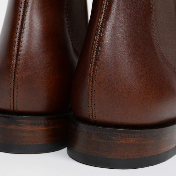 Brown Apsley Chelsea Boots