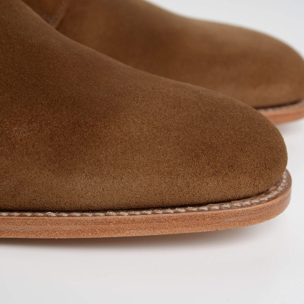 Tan Suede Boughton Chukka Boots