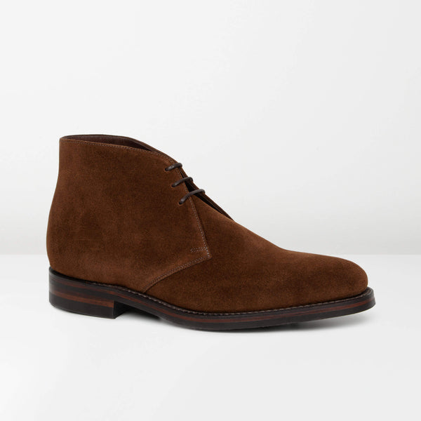 Brown Suede Pimlico Chukka Boots