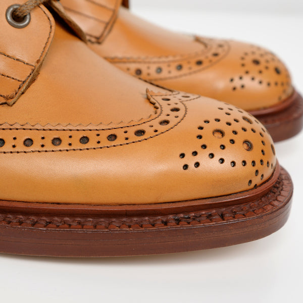 Acorn Antique Stow 5634/2 Derby Brogue Boots
