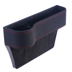 Car Gap Filler Organizer Drop Catcher Pocket Between Seat and Console