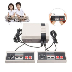 Mini Retro Classic TV Game Consoles Built in 500 Childhood Classic Game Dual Control Game handle Video game machine