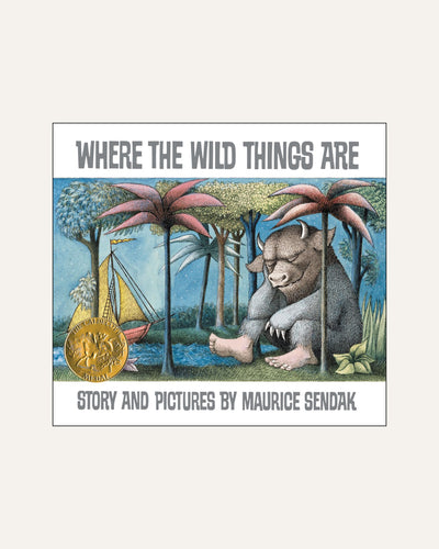 WHERE THE WILD THINGS ARE - BØRN BABY