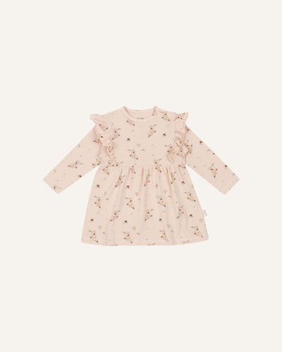 LONG SLEEVE DRESS - BØRN BABY