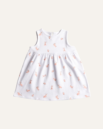 SLEEVELESS DRESS - BØRN BABY
