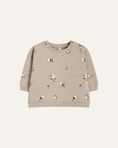 COTTON FIELD SWEATSHIRT - BØRN BABY