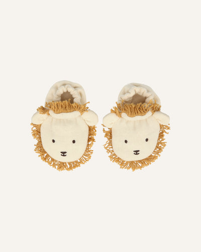 LION BABY BOOTIES - BØRN BABY