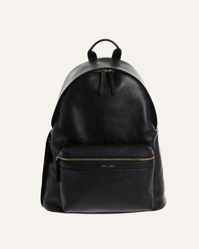 LEATHER DIAPER BACKPACK - BØRN BABY