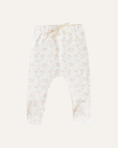 COTTON FOOTED PANT - BØRN BABY