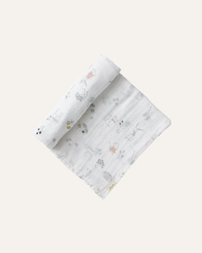 MAGICAL FOREST SWADDLE - BØRN BABY