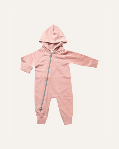 WINTER ZIP COVERALL - BØRN BABY