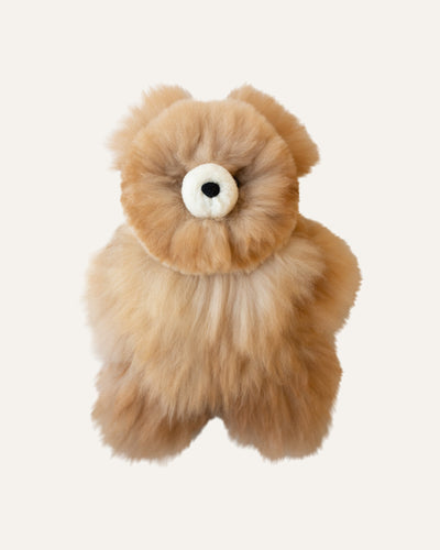 LARGE BEAR STUFFED ANIMAL - BØRN BABY