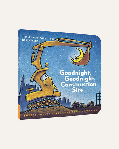 GOODNIGHT GOODNIGHT, CONSTRUCTION SITE - BØRN BABY