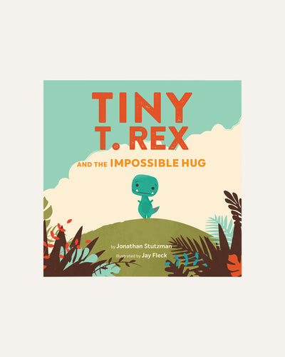 TINY T. REX AND THE IMPOSSIBLE HUG - BØRN BABY