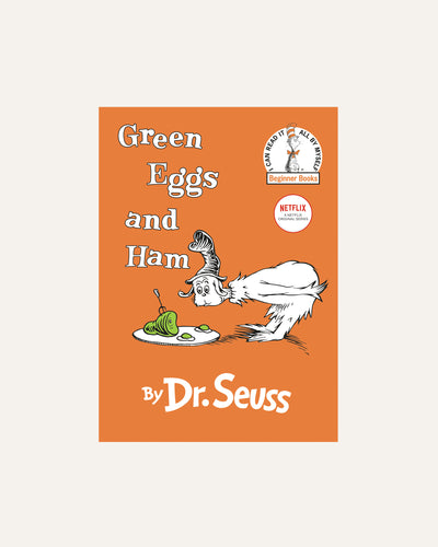 GREEN EGGS AND HAM - BØRN BABY