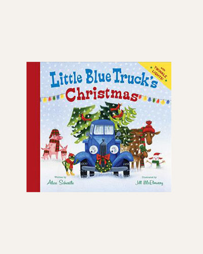 LITTLE BLUE TRUCK'S CHRISTMAS - BØRN BABY