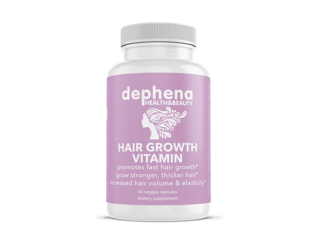 Dephena Hair Growth Vitamins
