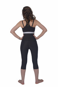 Women's Workout High Waist Leggings Black