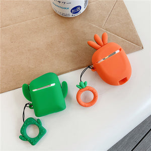 Carrot AirPods Case