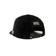 Laden Sie das Bild in den Galerie-Viewer, 4REAL Snapback (black)