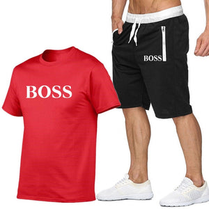 Sportsuit and Tee Shirt