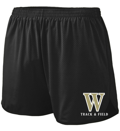 ACCELERATE SHORTS - WARREN TRACK & FIELD