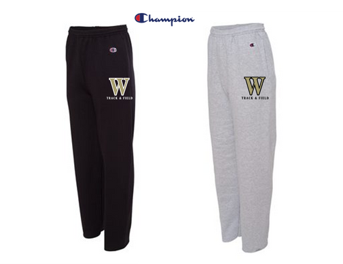 ADULT Fleece Sweatpant with Pockets - WARREN TRACK & FIELD