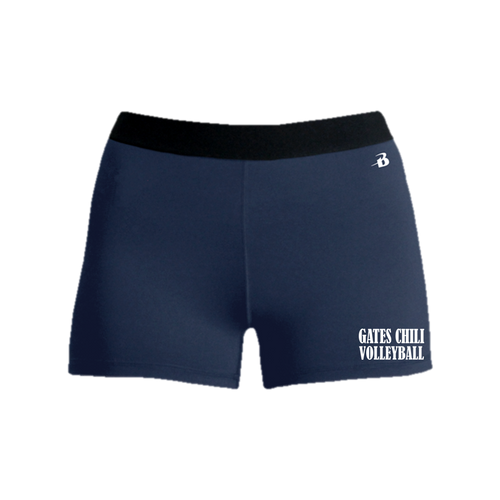 PRO-COMPRESSION WOMEN'S SHORT - GATES CHILI VOLLEYBALL