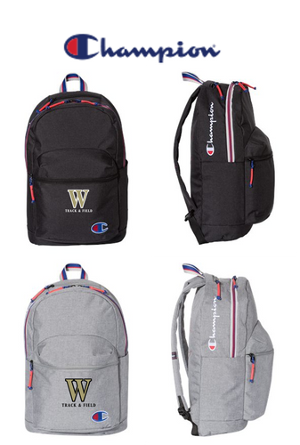 *Champion - 21L Backpack - WARREN TRACK & FIELD