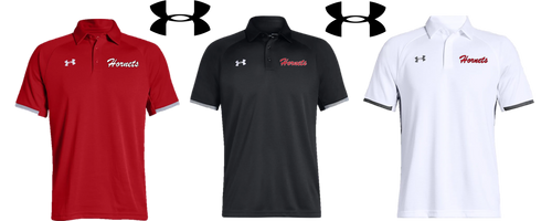 *UA Rival Polo - Adult - HONESDALE FOOTBALL