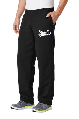 Sweatpants - Adult - Saints Cheerleading