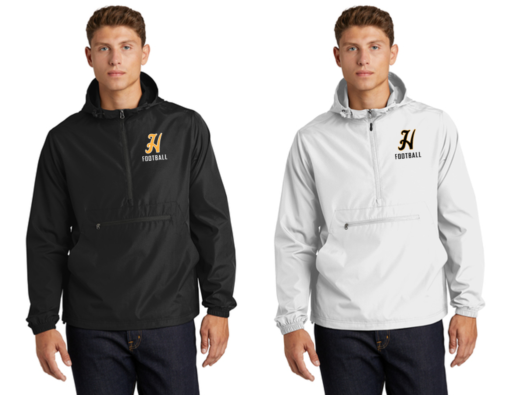*Packable Anorak - Cleveland Heights Football