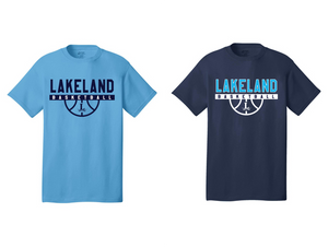 Basic Tee - Adult - Lakeland Basketball