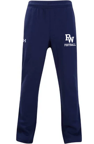 UA Fleece Pants - Adult - PW Football