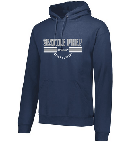 Hooded Sweatshirt - SEATTLE PREP XC