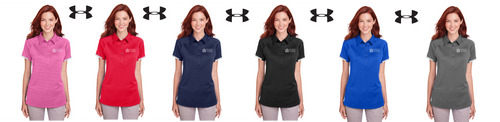 *UA Ladies Rival Polo - DSCA