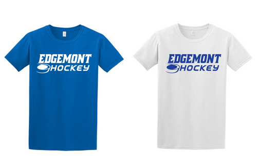 Gildan Softstyle T-Shirt - Adult - Edgemont Hockey