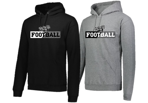 Hooded Sweatshirt - Laona/Wabeno Football