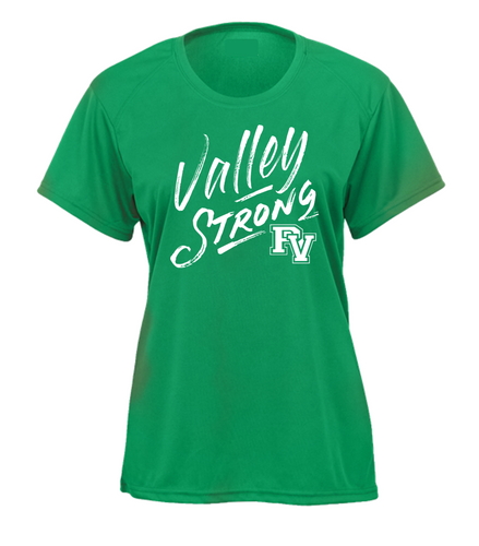 Ladies Tee - Pascack Valley Strong