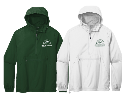 Packable Anorak - East Henderson Volleyball