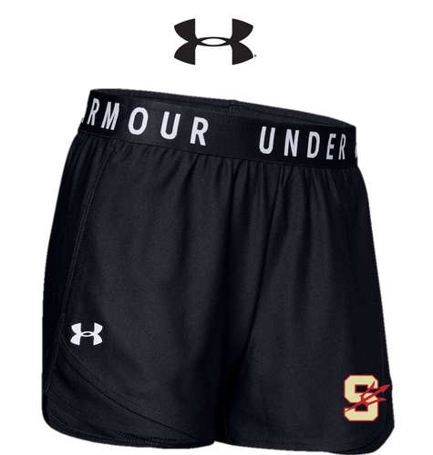 UA Ladies Play Up Shorts 3.0 - Stratford Track & Field