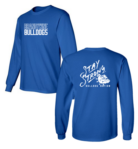 Unisex Long Sleeve - Brandywine Strong